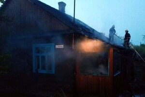 У Ковелі під час пожежі загинуло двоє людей
