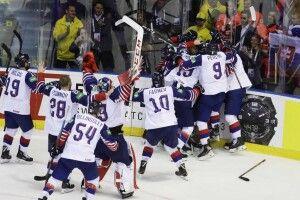 «Ми лайно і знаємо це!»: хокеїсти збірної Великобританії після феєричної перемоги над французами заспівали про себе образливу пісню