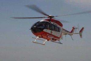Пораненого на КПВВ «Мар'їнка» прикордонника гелікоптером евакуювали до Києва