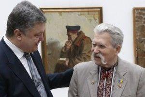 «Порошенко робить те,що заповідав Левко Лук'яненко»*