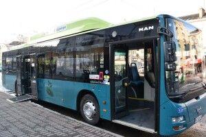 Завтра Луцьком курсуватимуть нові автобуси (Фото)