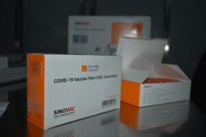 Сьогодні на Волині розпочинають щеплення вакциною CoronaVac китайського виробника Sinovac Biotech