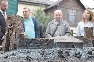 У замку Любарта з'явився молодший брат