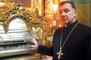 «Молюсь до мученика за долю своїх п'ятьох дітей», – священник церкви, де зберігаються мощі святого Валентина