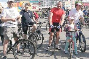 У Луцьку було велоденно ікрутипедально