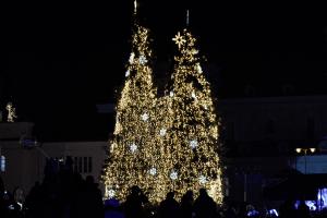 Якою буде у Луцьку головна новорічна ялинка