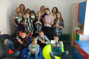 Діткам в Іваничах розповіли про їхні права