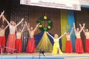 У Ковельській виховній колонії відбувся фестиваль «Червона калина» (Фото)