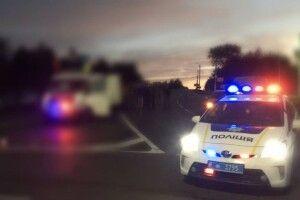 Біля Радехова виявили розтрощений автомобіль та мертвого водія