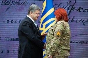 Президент нагородив видатних українців