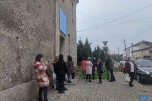 ТВК у Володимирі приймає протоколи від дільничних виборчих комісій