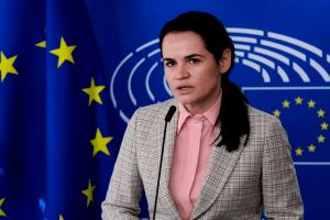 Лідерка білоруської опозиції Тихановська розповіла, коли приїде в Україну