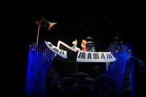 На честь 43-го театрального сезону волинські лялькарі розповіли «Про що мріють зірки»