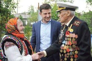 Перший «плюсик» Зеленського:  8 травня він відзначив за українським сценарієм