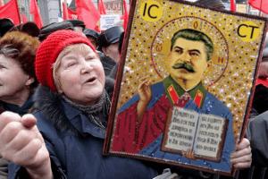Росіяни визнали Сталіна найвидатнішою людиною