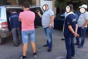 На Кіровоградщині прокурор попався на хабарі