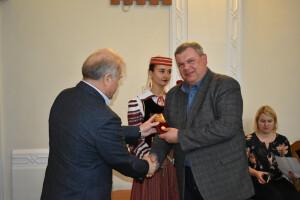 Професор з Луцька та директор коледжу з Володимира-Волинського отримали державні нагороди