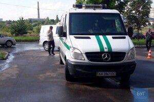 У місті на Волині інкасаторська машина збила 6-річного хлопчика