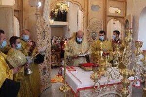 Владика Михаїл освятив на Горохівщині новий храм (Фото)