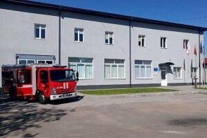 У Луцьку відкрили тренінговий комплекс для рятувальників (Фото, відео)