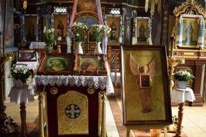 У Жабці можна поклонитися чудотворним іконам