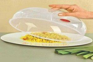 Вибираємо посуд для мікрохвильовки