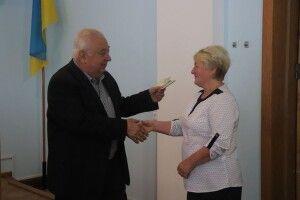 Володимирчанці присвоїли почесне звання «Мати-героїня»