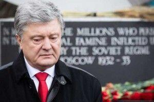 Порошенко вшанував померлих біля першого усвіті пам'ятника жертвам Голодоморів