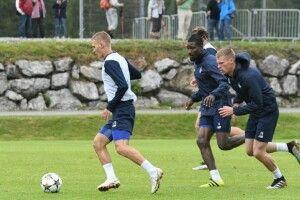Негода завадила завтрашній зустрічі київського «Динамо» з австрійським «Швацом»