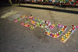 Як у Луцьку відзначили День Гідності і Свободи