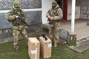 Волинські правоохоронці провели обшуки у контрабандистів (Фото)