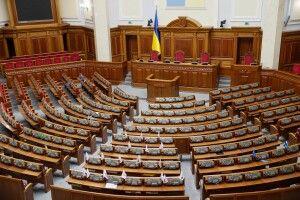Ірина Констанкевич може стати другим віцеспікером Верховної Ради