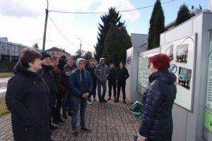 Студентам показали, як працює луцький «Богдан»