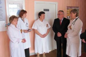 Волинський обласний перинатальний центр хочуть назвати іменем колишнього голови ОДА
