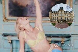 Міністерство культури вимагає пояснень за танці у білизні на столі палацу Потоцьких