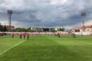 Футбол: «Волинь» впевнено перемогла «Гірник-Спорт» (Відео)