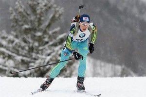 Анастасія Меркушина фінішувала десятою в індивідуальній гонці на ЧС з біатлону