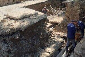 У Луцьку частина будинків – без гарячої води через аварію на трубопроводі