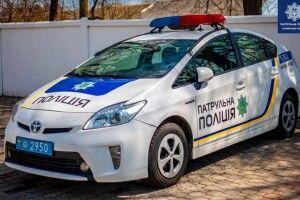 У Луцьку попався водій Mercedes із підробленими документами