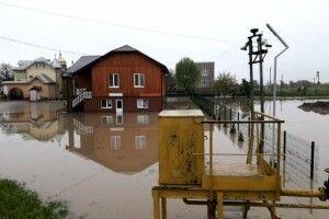 На Прикарпатті затопило понад 300 будинків