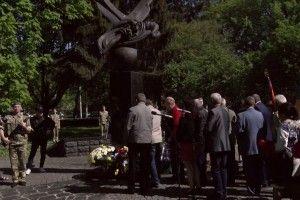 У Луцьку помолилися за душі жертв Чорнобильської трагедії (Відео)