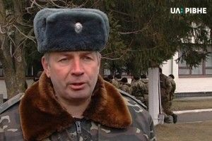 Суд взяв під варту начальника Рівненського військового полігону