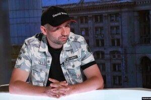 Кандидат зі списку «Слуги народу» заявив, що «не поважає Коломойського» (Відео)