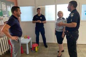 На Волині поліцейські облаштували «зелену» дитячу кімнату (Фото)