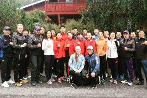 Уле-Ейнар Бйорндален і Дар'я Домрачева очолили збірну Китаю з біатлону