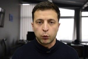 Гуморист спародіював звернення Зеленського (Відео)
