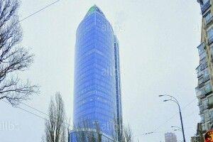 Столиця України —  на першому місці  за кількістю хмарочосів  у Європі