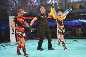 Двоє українців стали чемпіонами світу з MMA