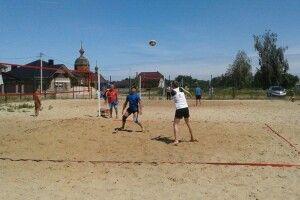 Пляжний волейбол у Ковелі набуває популярності