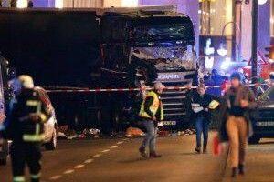 У Китаї вантажівка в'їхала в натовп пішоходів